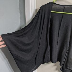 Sweaters - Bat wing cardigan